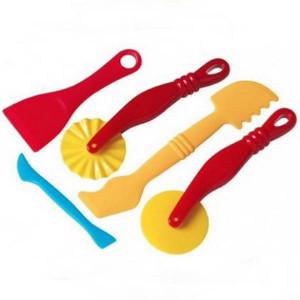Набор инструментов для лепки Creall Havo /для детей/ 5 шт.в блистере