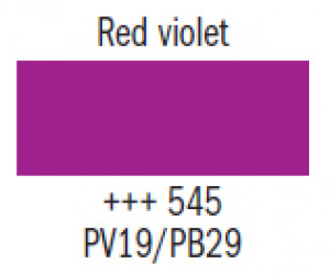 Гуашь худ. красно-фиолетовая