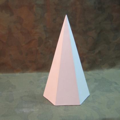 Деталь  Пирамида 6 граней