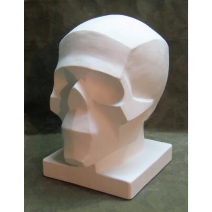 Обрубовка черепа
