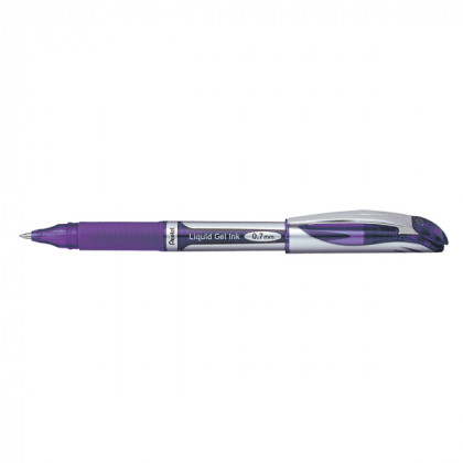 Гелевая ручка Energel  фиолетовый стержень 0,7 мм