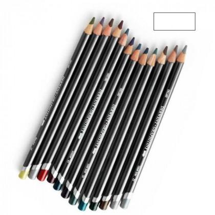 """Акваграфитный карандаш """"Graphitint"""" 24 Белый"""