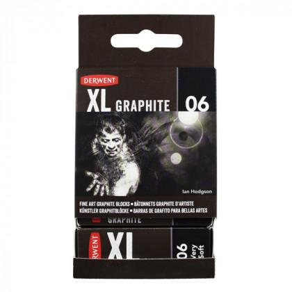 Графит XL / 06 Натуральный экстра-мягкий