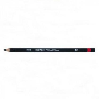 Уголь древесный в карандаше /светлый