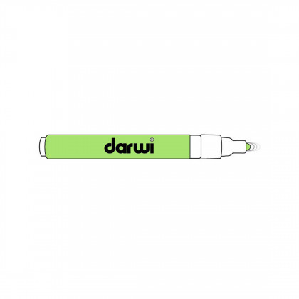 Анисовый. Акриловый маркер DARWI Acryl Opak 1мм