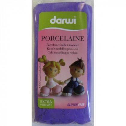 Модельная масса DARWI-PORCELAINE/ фиолетовая/150г