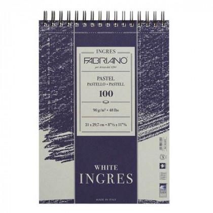 Блок Ingres на спирали, 21х29.7. 90 гр. 100лист