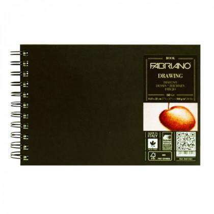 """Альбом д/графики """"Drawing"""" / A5, 60л, 160г/спираль"""