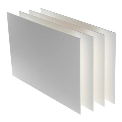 Пенокартон  FOAM - 10мм.   122 x 244 cm.