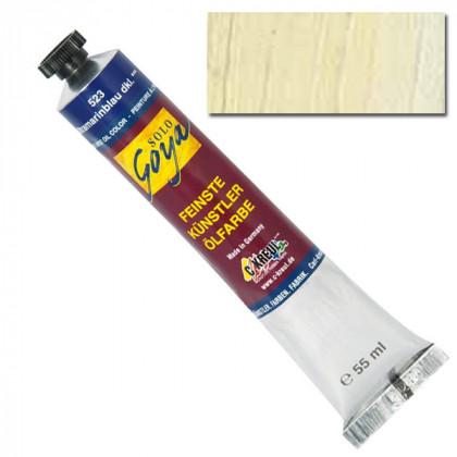 "Масляная краска ""Solo Goya"" бриллиантовый желтый 55мл"