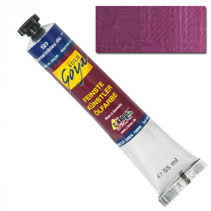 """Масляная краска """"Solo Goya"""" кобальт фиолетовый 55мл"""