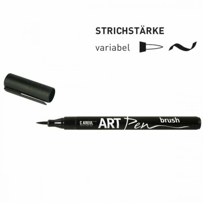 Маркер- кисть ART Pen, Чёрный