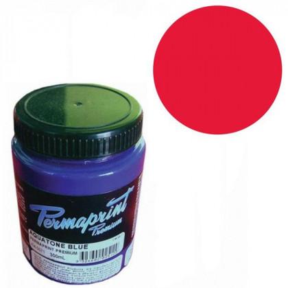Краска для шелкографической печати PermaPrintPremium/ Красный B/S