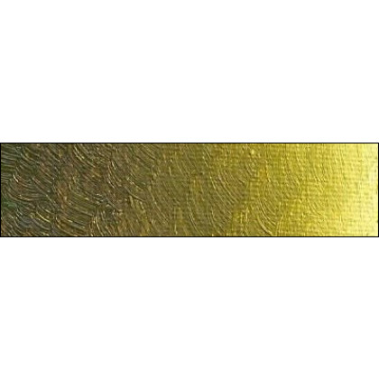 Зелёный золотистый/краска масл. худож. Old Holland
