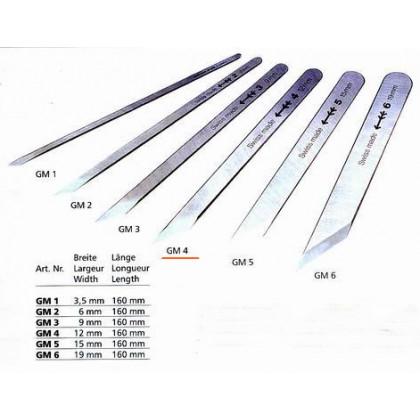 Нож  скрипичный №1 Pfeil 3.5/160