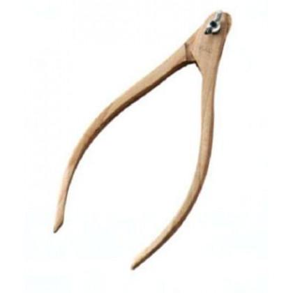 Измерительный циркуль деревянный, 20 см