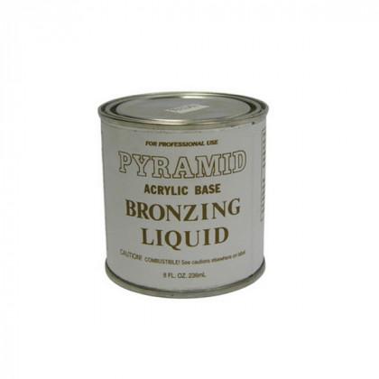 Лак для приготовления металлических красок Rolco 236мл.