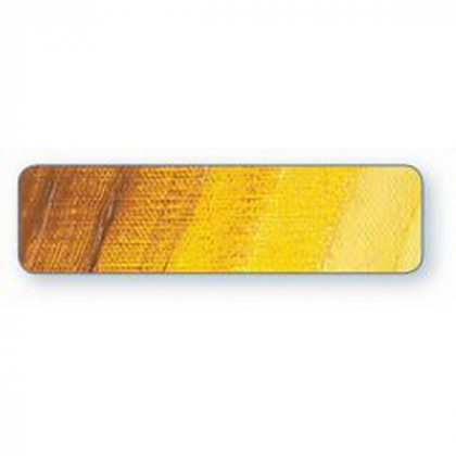 Краска масляная Mussini / Полупрозрачный желтый