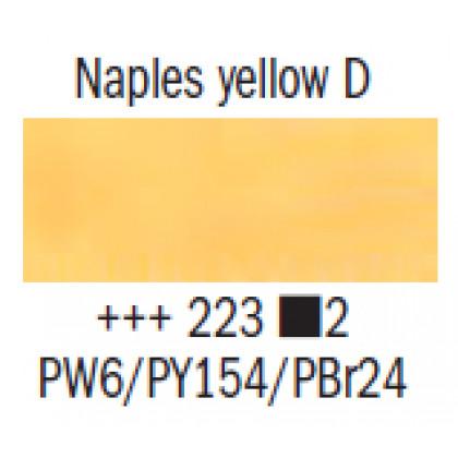 "Масл.краска ""Rembrandt"" неапол.желтый темный"