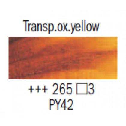 "Масл.краска ""Rembrandt"" прозрачный желтый оксид"
