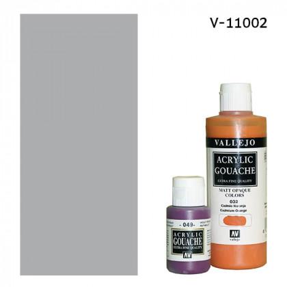 Гуашь-темпера Vallejo/Серый №2