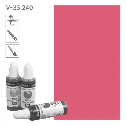 Acuarela Liquida 240  Розовый