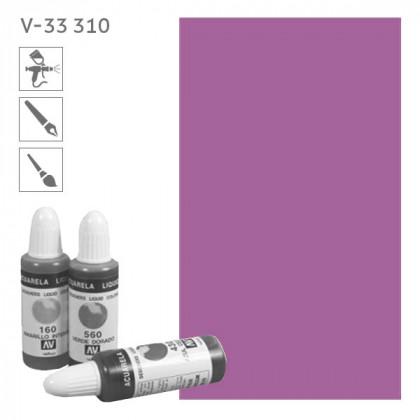 Acuarela Liquida 310 Фиолетовый