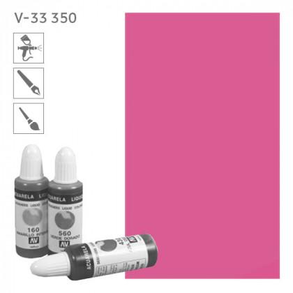 Acuarela Liquida 350  Ярко-розовый