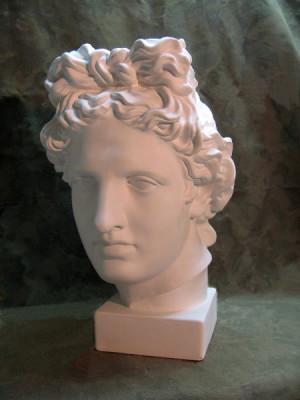 Голова Аполлона