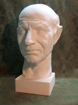 Голова Римского гражданина