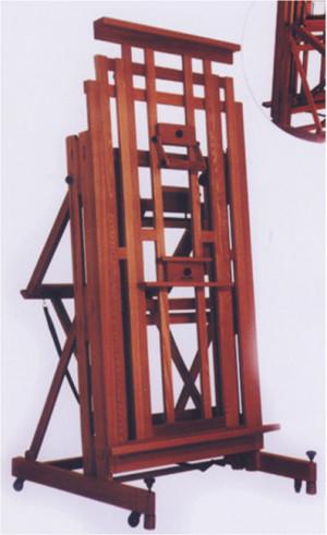 Мольберт Мастер-студия  телескопический, для больших размеров