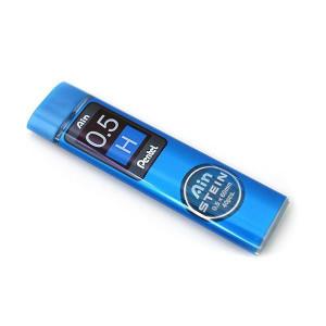 Грифели для карандашей автоматич. Ain Stein 0.5мм. 40шт. H