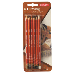 "Набор  карандашей ""Drawing""/6шт/в блистере"