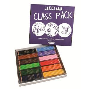 "Набор  цветных каранд. ""Lakeland Colouring Class Pack"" /360 шт. в карт.кор."