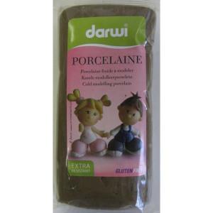 Модельная масса DARWI-PORCELAINE/ шоколадная/150г