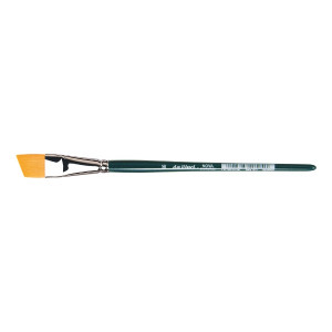 Кисть плоская скошенная Da Vinci NOVA 1373/синтетика/дл. ручка/№12