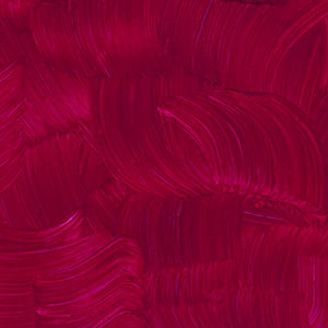 """Квинакридон пурпурный. Масляная краска """"Gamblin 1980"""""""