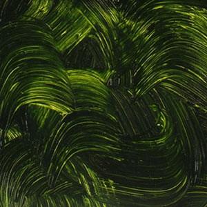"""Соковая зелень. Масляная краска """"Gamblin 1980"""""""
