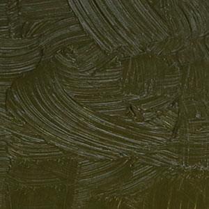 """Зеленый оливковый. Масляная краска """"Gamblin 1980"""""""