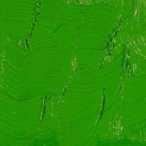 """Зеленый стойкий светлый. Масляная краска """"Gamblin 1980"""""""