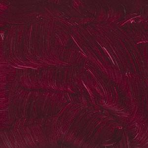 "Квинакридон фиолетовый. Масляная краска ""Gamblin 1980"""