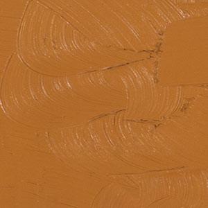 """Сиена натуральная. Масляная краска """"Gamblin 1980"""""""