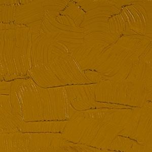 """Охра желтая. Масляная краска """"Gamblin 1980"""""""