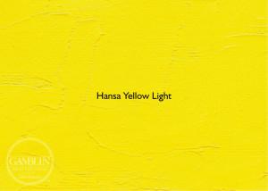 Ганза желтая светлая. Краска для глубокой печати Gamblin Etching Ink