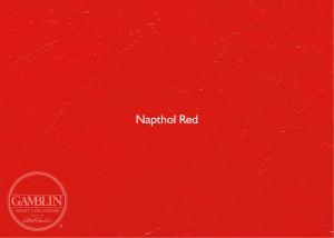 Красный нафтол. Краска для глубокой печати Gamblin Etching Ink