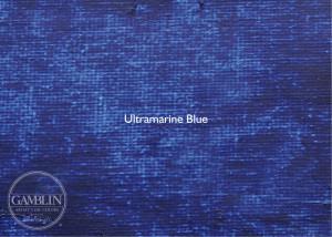 Ультрамарин синий. Краска для глубокой печати Gamblin Etching Ink