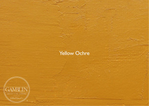 Охра жёлтая. Краска для глубокой печати Gamblin Etching Ink