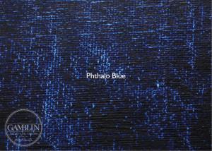 Синий фтало. Краска для высокой печати Gamblin Relief Ink