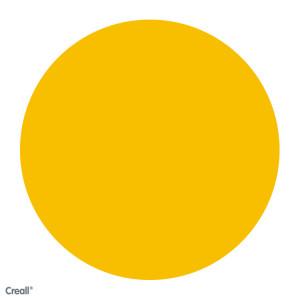 Краска для линогравюры Creall-Lino/желтый/250мл