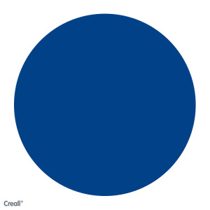 Краска для линогравюры Creall-Lino/синий темный/250мл